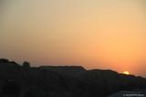 Sunset in Samarkand