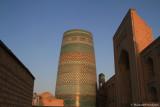 Cities along the Silk Road: Khiva