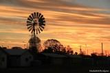Sunset in Quilpie