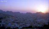 Sunset at Wadi Musa