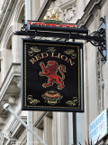 the Red Lion @ Parliament Street