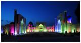 Samarkand: Light Show at the Registan