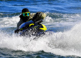 Personal Watercraft at Humber Bay