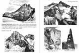Croquis d'Armand Peti-Jean pour illustrer Haute Montagne Pyrénéenne