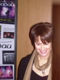 Une infographiste de talent, jolie Chantal.