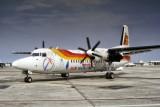 Fokker 50. Flying for Air Nostrum, Iberia Regional