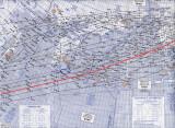 Navigation chart - September 2014.