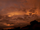 9-17-2014 Cloudy Sunset 4