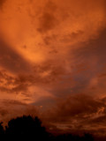 9-17-2014 Cloudy Sunset 5