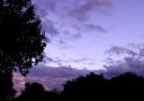 10-31-2015 Evening Rain Clouds 1
