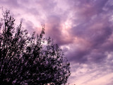 4-18-2016 Sunset with Clouds 5