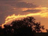 8-31-2016 Golden Clouds 4