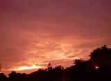 9-25-2016 Sunset in the Rain 5