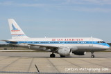 Airbus A319 (N744P) Piedmont Airlines Heritage