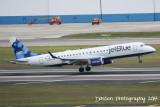 Embraer 190 (N187JB) Bluesmobile