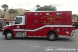 Sarasota County (FL) Fire Department (Rescue 6)