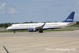 Embraer 190 (N279JB) Indigo Blue