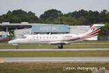 Learjet 45 (N46K)