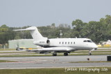 Bombardier Challenger 300 (N414DH)