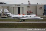 Cessna Citation V (N999CB)