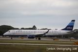 Embraer 190 (N284JB) Sincerely Blue