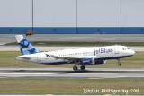 Airbus A320 (N656JB) California Blue