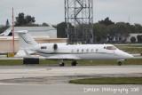 Learjet 60 (N9CU)