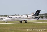 Learjet 40 (N90XR)