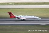 Learjet 45 (N45HK)