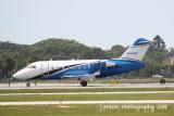 Canadair Challenger (N604AV)