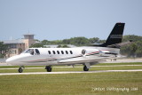 Cessna Citation II (N500ZB)
