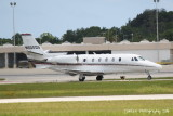 Cessna Citation Excel (N600QS)