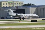 Gulfstream IV (N80AT)