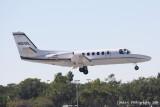 Cessna Citation II (N121HL)