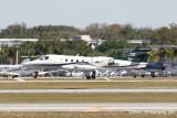 Learjet 35 (N986SA)