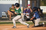 Minors: Hamsher Homes at Kimberlin Roofing (4/11/15)
