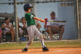 Minors: Hamsher Homes at USA Steel Fence (4/18/15)