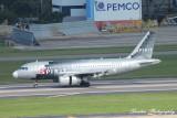 Airbus A319 (N529NK)