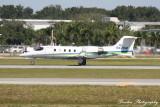 Learjet 31 (N425M)