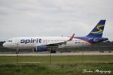 Airbus A320 (N628NK)