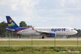 Airbus A320 (N635NK)