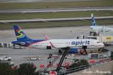 Airbus A320 (N631NK)