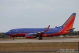 Boeing 737-700 (N281WN) 500th 737