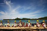 Beach Showdown