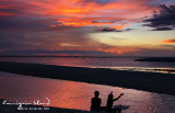 Sunset at White Island