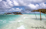 White Island at high tide