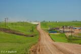 bustling ND prairie