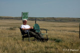 Famous Dave on the prairie