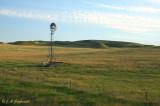 Prairie scene west of Bowman, ND