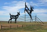 North Dakota artwork